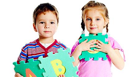 Курси англійської мови для дітей від 3,5 до 6 років