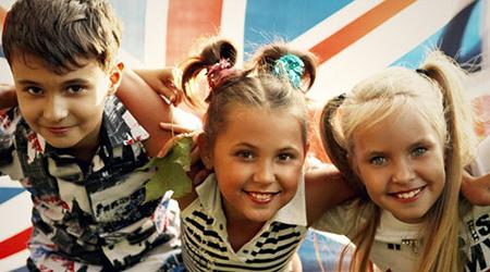 Курси англійської мови для дітей від 7 до 9 років